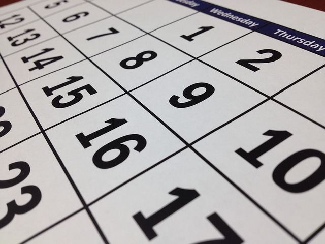 Use these preschool calendar activities to teach students about dates!