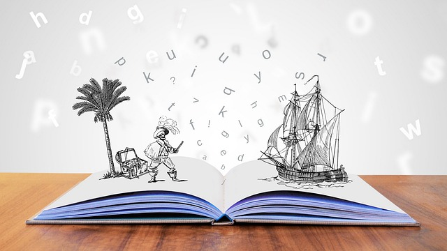 Teach kids about characters in a story