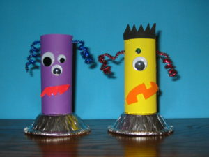 3 BOO-tiful Halloween Containers for Kids