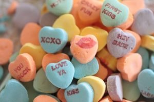 Conversation Heart Activities for Valentine's Day