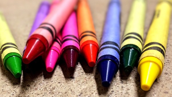 Crayon Creations: Lessons With Crayons