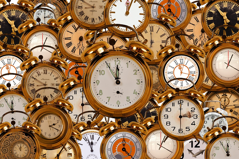 All About Clocks and Time Telling