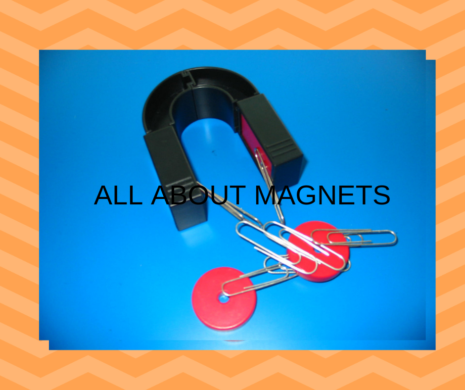 All About Magnets: A Theme Unit for Elementary School