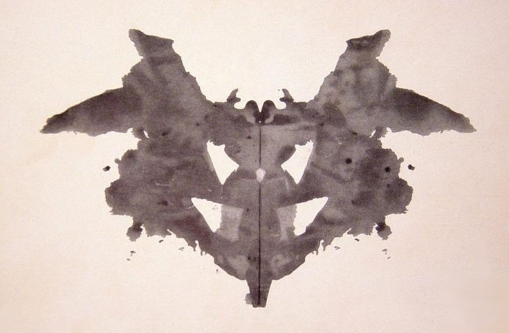 Inkblots: Rorschach and His Test